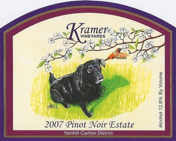 2003 - 2008 Pinot Noir Estate