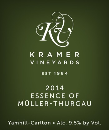 2014 Essence of Muller-Thurgau