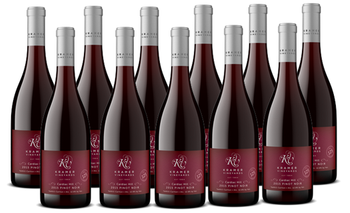 2014 Pinot Noir Cardiac Hill, Case