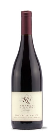 2011 Pinot Noir Estate