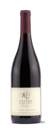 2012 Pinot Noir Estate