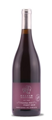 2015 Pinot Noir Cardiac Hill