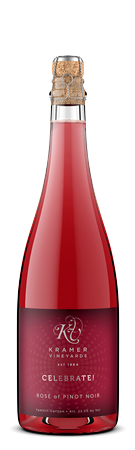 2017 Celebrate Rosé of Pinot Noir Image