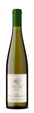2018 Müller-Thurgau Estate