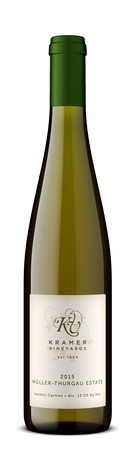 2015 Muller-Thurgau Estate