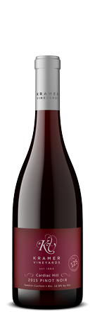 2014 Pinot Noir Cardiac Hill