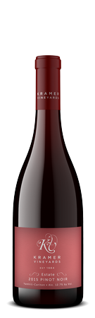 2015 Pinot Noir Estate 2 cases