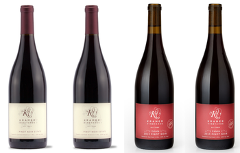 Pinot Noir Estate Vertical 4-Pack