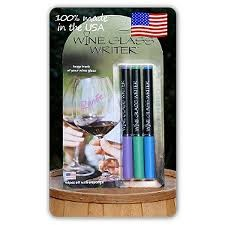 Gift, Wine Glass Writer